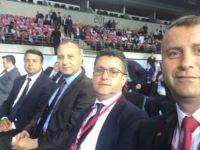 MHP adaylarını törenle tanıttı