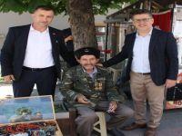 MHP Milletvekili Adayları esnaftan destek istedi