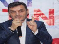 Milletvekili Adayı Arslan, sahil bölgesinden destek istedi