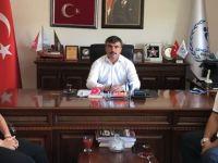 Hasret Bozkurt'tan İl Müdürü Özdemir'e ziyaret