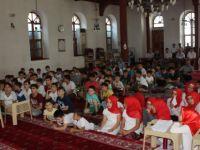 Camilerde 15 Temmuz programı düzenlendi