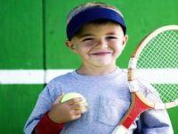 Tenis Yaz Okulu 3 ay sürecek