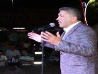 İl Başkanı Kalaycı, Demokrasi Nöbeti tutan vatandaşlara teşekkür etti