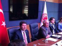 Milletvekili Tunç, Adalet Komisyonu Başkan Vekilliğine seçildi