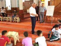 Karataş, Yaz Kur'an Kurslarını denetledi