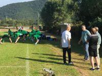 Bartınspor kupa maçı hazırlıklarına başladı
