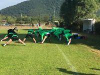 Bartınspor yeni sezon öncesi çalışmalarını sürdürüyor