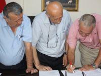Futbol İl Temsilcisi ve Tertip Komitesi Seçimi yapıldı