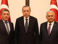 İl Başkanı Kalaycı, '100 günlük eylem planı' ile ilgili değerlendirmelerde bulundu