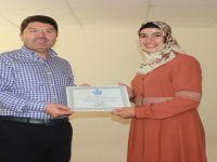 Milletvekili Tunç, Yaz Kuran Kursu kapanış etkinliklerine katıldı
