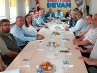 Ak Parti Yerel Yönetimler Başkan Yardımcısı Geldi, Bartın'da