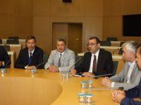 İl Başkanı Kalaycı, işten çıkartılan maden işçileri için Ankara'ya gitti