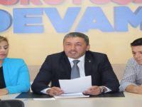 AK Parti Bartın teşkilatı kongreye tam kadro katılacak