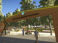 112 bin metrekare alana Köypark yapılacak