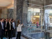 Milletvekili Tunç, AK Parti heyetini ağırladı