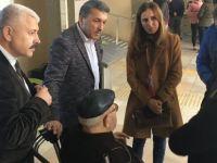 Kalaycı, yaşlı adamın Erdoğan hakkındaki duygulandıran sözlerini anlattı