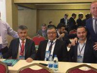 TDVS İl Temsilcisi Ünsal, Başkanlar Kurulu Toplantısı'na katıldı