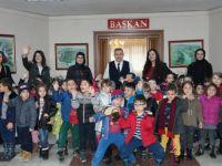Bartın Belediyesi çocuk sesleri ile neşelendi