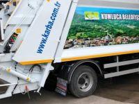 Kullanılmayan yol süpürme aracı, çöp kamyonuna dönüştürüldü