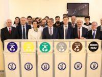 Bartın Üniversitesi 'Sıfır Atık' Projesi Açılış Töreni gerçekleştirildi