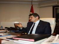 Başkan Akın, 8 yeni projesini açıkladı
