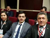 Kalaycı, İl Başkanları Toplantısına katıldı