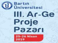 Bartın Üniversitesi III. Ar-Ge Proje Pazarı başvuruları başladı