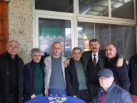 Akın, Meclis Üyeleri ile esnafları gezdi