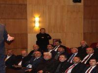 Bakan Akdağ, Teşkilat İçi Eğitim Toplantısına katıldı