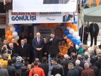 'Kozcağız'da ak belediyecilikle yeni rekorlara imza atacağız'
