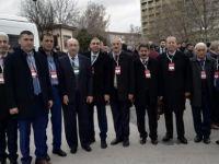 Amasralı, Türkiye Esnaf Buluşmasına katıldı