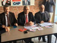 Başkan Adayı Arslan, CHP Bartın Manifestosunu açıkladı