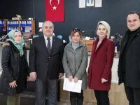 AK Parti Belediye Başkan Adayı Aldatmaz, YSK'ya başvurusunu yaptı