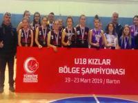 Genç Kızlar Basketbol Bölge Şampiyonasına Bartın ev sahipliği yapacak