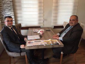 AK Parti Başkan Adayı Aldatmaz, Engin'in sorularını yanıtladı