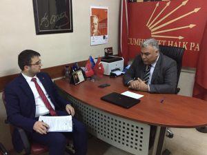 Başkan Adayı Arslan, Engin'in sorularını yanıtladı