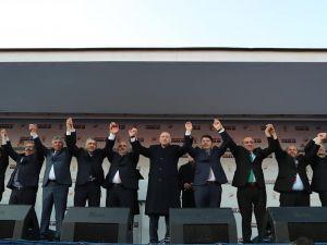 AK Parti Belediye Başkan Adayları Tanıtıldı