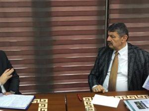 Başkan Akın, Engin'in sorularını yanıtladı