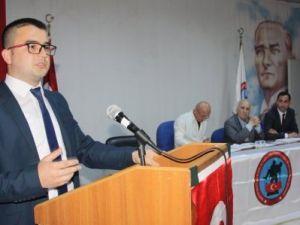 Engin, Genel Kurulda Fahri Üyeliği anlattı